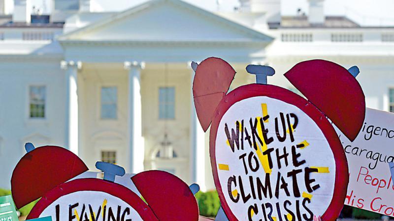 维港看云/气候合作,美国没有道德高地\郭一鸣