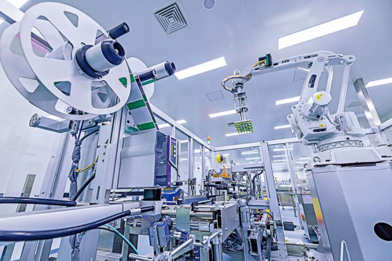 广州打造世界级生物医藥集群