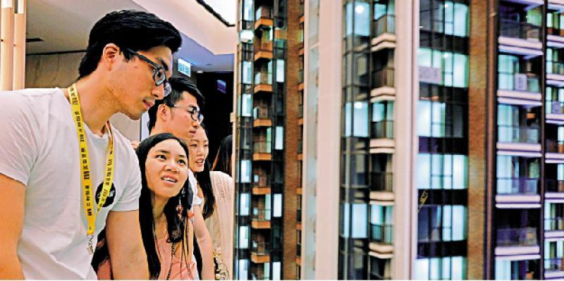 ?主楼布阵/通关利好楼市 豪宅可升15%\美联物业住宅部行政总裁 布少明