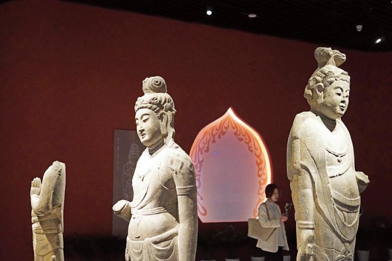 鄭州博物館新館將於四月三十日正式開館
