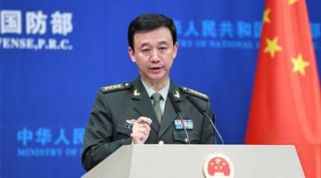 国防部:中印边界西段有关事态责任不在中方