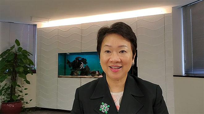 王惠贞:港津构建互联互通全面合作关系 开辟共赢新格局