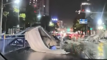 江苏南通极端灾害天气造成11人死亡 102人受伤