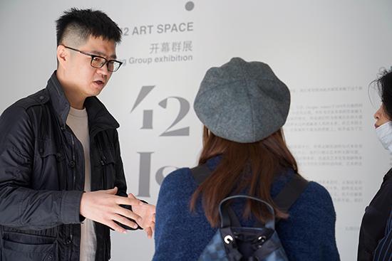 """""""42 IS""""——一次关于潮流艺术的探讨与冒险"""