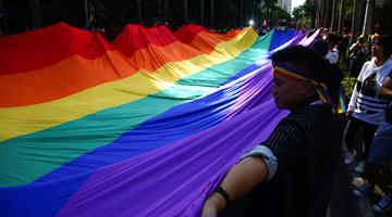 台湾法院首次批准跨境同性伴侣登记结婚