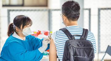 岛内近8万剂疫苗恐逾期报废 专家吁开放全民接种