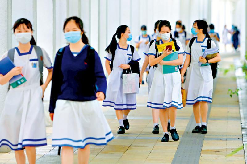 """?教育线上/公民科将先教""""一国两制下的香港"""""""