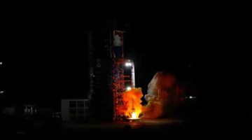 中国成功发射遥感三十号08组卫星