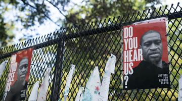 美国弗洛伊德案4名涉事前警察遭起诉 被控侵犯民权