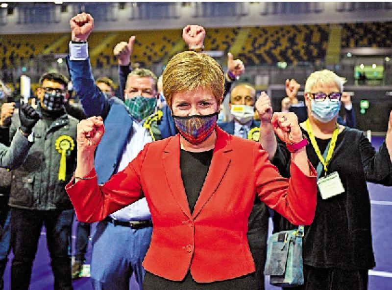 ?英地方选举结果 约翰逊喜忧参半