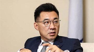 """江启臣轰蔡英文莱猪政策跳票:""""828公投""""是人民最后反抗的机会"""