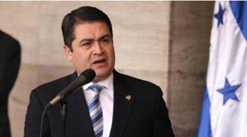 """台""""友邦""""洪都拉斯总统:或在大陆设商务办事处"""