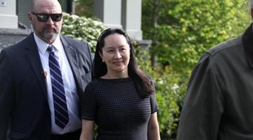 加拿大法庭6月底将讨论是否接纳孟晚舟方新证据