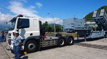台军拟产制新型中远程雷达 用来盯解放军军舰动态