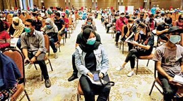 印尼公布研究數據:科興疫苗保護率達94%