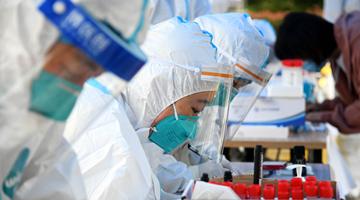 安徽六安三区要确保三天内完成全员核酸检测任务