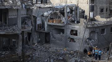"""以色列""""最致命""""空袭!古特雷斯吁巴以立即停火"""