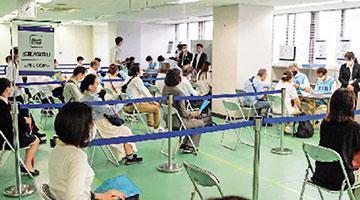 距东奥开幕仅剩两月 日本启用大型疫苗中心加快接种