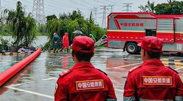 洪涝致江西56.2万人受灾 两河今年第1号洪水形成