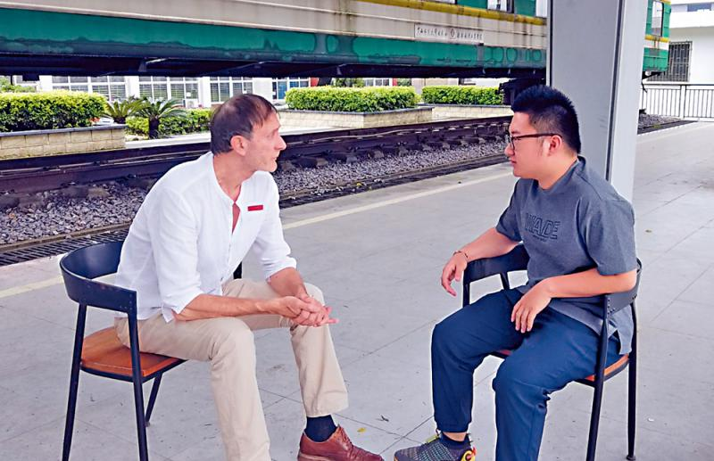 """深入交流/点讚中国""""新青年"""" 明辨是非不盲从-小平平"""
