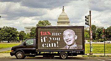 機密材料揭美國超級富豪避稅 馬斯克靠借錢避稅