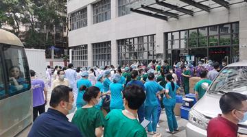 深圳新增确诊病例为机场海关工作人员 密接87人