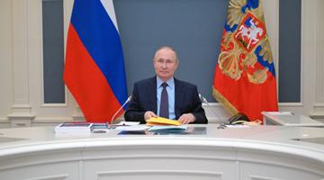 普京:中俄关系处在历史最高水平 中国不是威胁