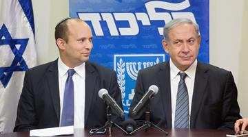 以色列新总理就任 内塔尼亚胡:我们将很快回来