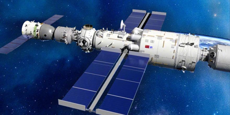 神舟十二号与天和核心舱完成自主快速交会对接