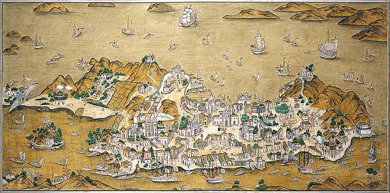 帆樯汇港:世贸千年
