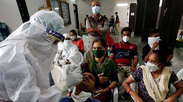 继黑、白、黄真菌症后 印度又发现绿真菌症病例