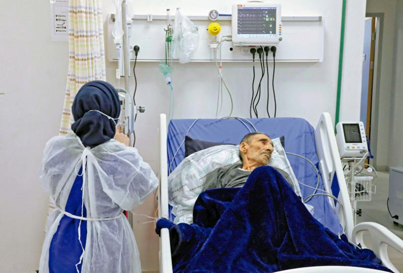 ?以色列给快过期疫苗 巴勒斯坦拒收
