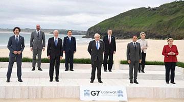 """多国学者联合起底G7涉疆谎言""""全产业链"""""""