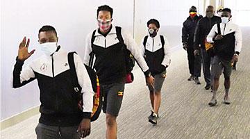 乌干达代表团抵达日本 惊现选手确诊