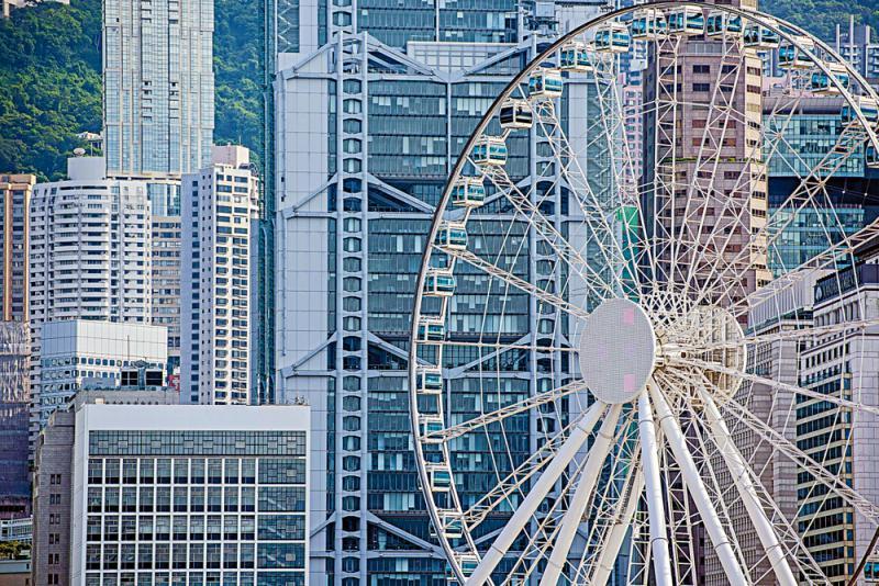 楼语纵横/买楼收租优于认购iBond\Q房网香港董事总经理 杨永健