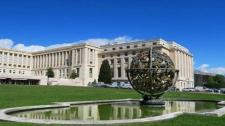 中方坚决反对联合国人权高专涉港涉疆错误言论