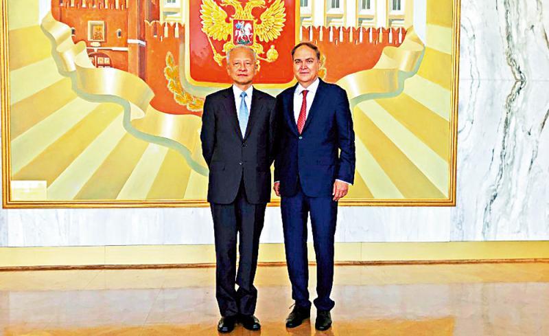 中国驻美大使崔天凯将离任回国