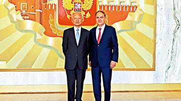 ?中国驻美大使崔天凯将离任回国