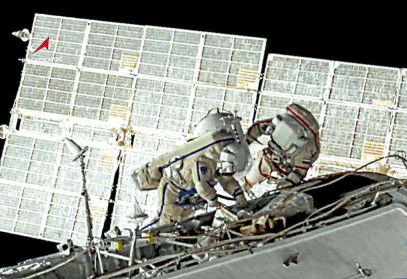 ?国际太空站老化 俄拟另起炉灶