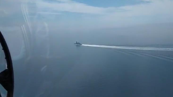 俄罗斯不满英驱逐舰侵犯领海 召见英国驻俄大使