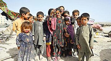 美军急忙撤离  阿富汗政府军难敌塔利班