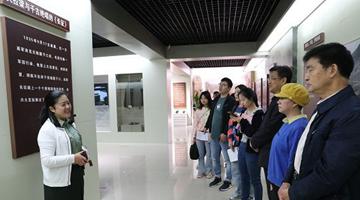 走进中共中央西北局岷州会议纪念馆追忆峥嵘岁月