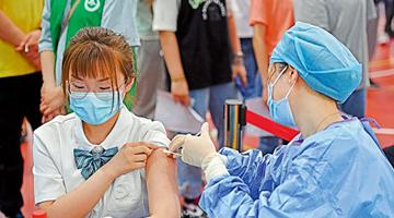 3-17岁人群接种科兴疫苗 抗体阳转率达100%