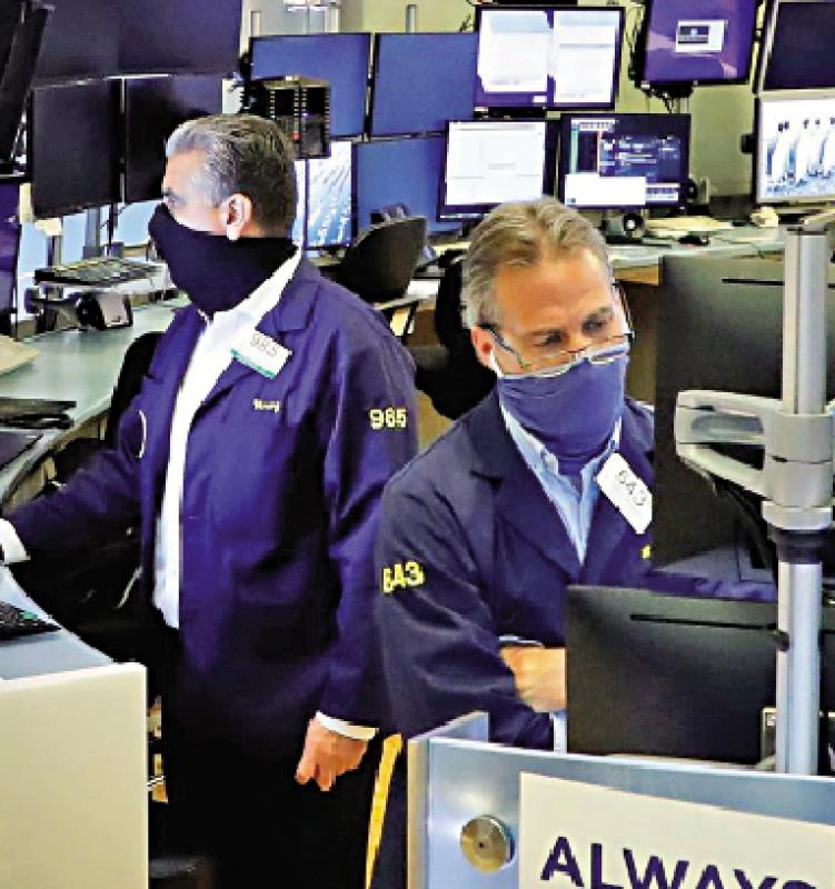 美股半年涨逾一成 大行警告散场