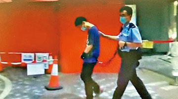 港大学生会评议会撑暴激公愤 杨润雄吁保护学生免被荼毒