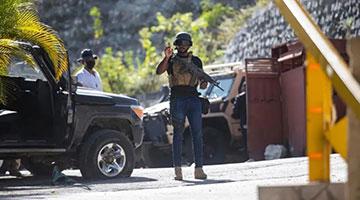 海地总统遇刺案嫌犯称网上接到任务 目标是活捉而非杀害