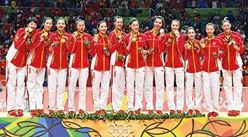 最大对手意大利塞尔维亚 中国女排力争首度卫冕