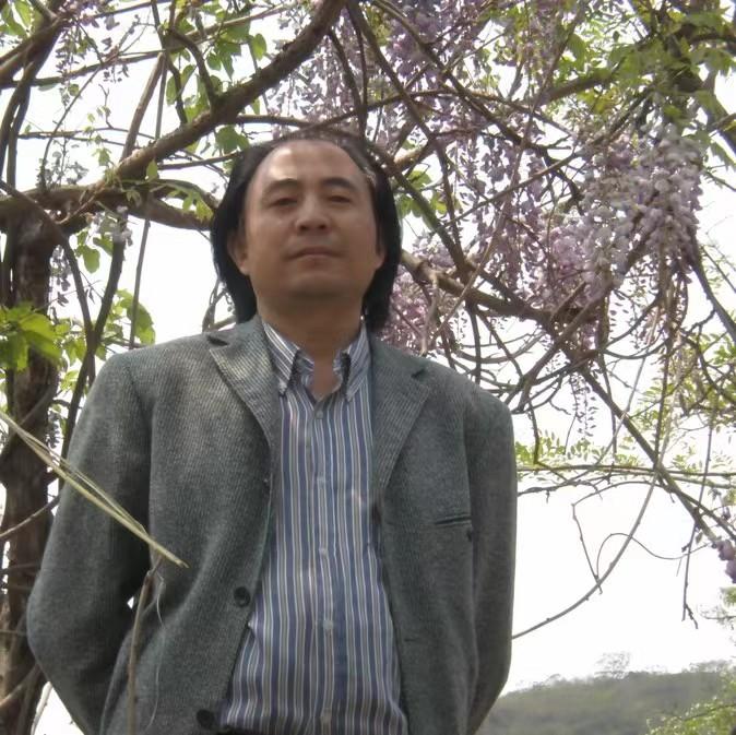 王竞成长诗《燕山夜话》