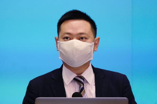 徐英偉:執法部門正研究「爆眼女」事件 日後或檢控