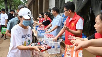 工联会急拨30万支援河南 称将继续募捐